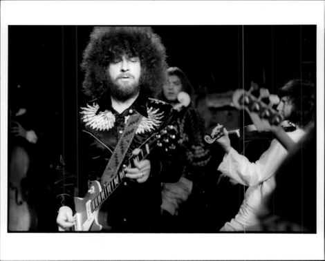 Jeff Lynne from the Electric Light Orchestra