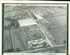 Pirelli Limited FActory being build at Cummersdale.