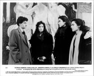Patrick Dempsey, Sheila Kelley, Jennifer Connelly and Ashley Greenfield in