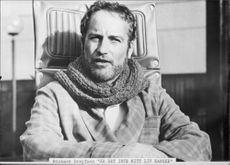 """Richard Dreyfuss in """"Is not My Life Maybe"""""""