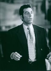 Michael Richards stars in New Line Cinema's comedy, Trial and Error.