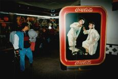Coca-Cola Exhibition in Atlanta