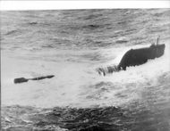 Russian nuclear submarine in trouble northeast of Newfoundland