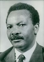 Uganda Politician: The Hon. J.W. Lwamafa, M.P.