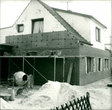 Renovation of old buildings