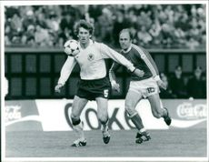Football. World Cup 1978 Argentina. West Germany-Poland