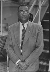 Senator Joseph Butau, Red Cross delegate of the Red Cross