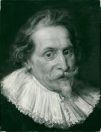 Sir Peter Paul Rubens: a portrait of ludovicus nonnius.