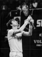 Jimmy Connors, DC-current tennis player