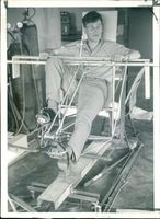Pedal Powered Aircraft:source of power