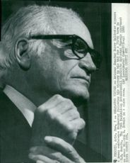 Arizona Senator Barry Goldwater