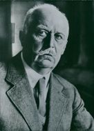 1960  General Erich Ludendorff, Chief of Staff of the German Imperial Army in World War one.