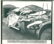 road accidents:people will killed and 8 injured.