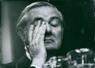 A candid portrait of James Callaghan.