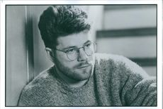 "Sean Astin as Izzy Singer in the film ""Safe Passage"""