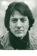 "Portrait image of Dustin Hoffman taken in connection with the recording of ""Kramer vs. Kramer"" where he plays Meryl Streep."
