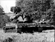 """A panther carriage of the type """"Gepard"""""""