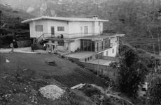 View of a house.  - 1968