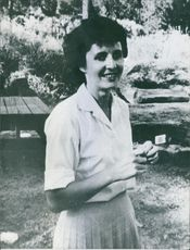 Jacqueline, the person who taught Caroline, wife of Stewart Granger,  to speak english.