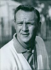 Famous American golfer Arnold Palmer