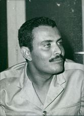 Portrait of Seif El Ezeibi.