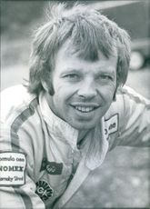 Conny Andersson, Swedish leading racing driver.