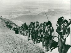 Israel, the six-day war