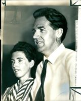 Mr Thomas Williams and his wife Ann.