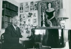 Hugo Hasslo was celebrated at the Opera