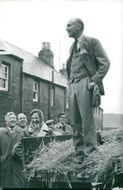 Prime Minister Sir Alec Douglas-Home appeals to local opinion