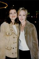 The actors Jenny Garth and Tiffany-Amber Theissen
