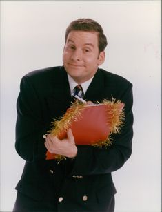 Chris Barrie as Gordon Brittas.