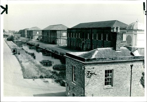 Weedon Royal Ordnance Depot.