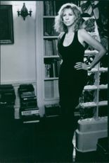 "A photo of Barbra Streisand as Rose Morgan-Larkin in the film ""The Mirror Has Two Faces"". 1996."
