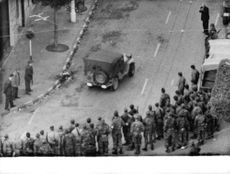 The Algerian War,  also known as the Algerian War of Independence