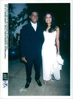 """Babyface with his wife at the charity gala """"Carousel of Hope"""""""