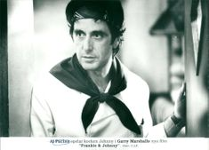 Al Pacino plays Chef Johnny in Garry Marshall's new movie