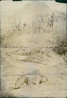 Russo-Japanese War 1904-1905 Japanese soldiers who lost their lives during the war.