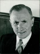 Mario Gallati in a portrait.