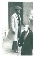 Terry May murder trial at Old Bailey.