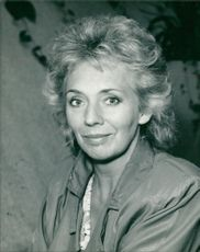 Actress Sue Johnston plays Sheila Grant in 'Brookside'
