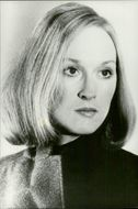 """Actress Meryl Streep in the movie """"Quiet as the Night"""""""