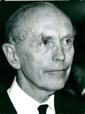 Sir Alec Douglas-Home, British politician