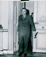A young Averell Harriman, American politician and diplomat