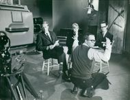 Repetition for the recording of the school TV program
