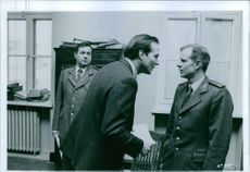William Hurt and Michael Elphick star in Gorky Park.