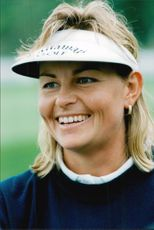 Lotta Neuman under Trygg Hansa Ladies Open.