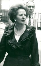 Margaret Thatcher, politician
