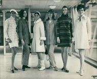 Fashions: autumn styles by leading british manufactures.