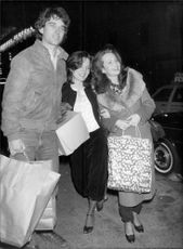 Robert Kennedy Jr. With Emily Black and Sara Black